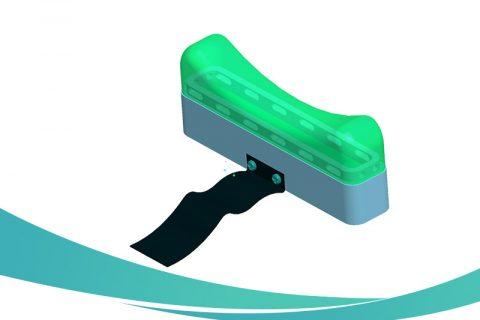 兽用B超背膘垫(耦合垫)
